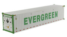 Die-cast Masters 91028A Refrigerated Shipping Container 40' EVERGREEN 1/50 MIB