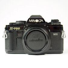 Minolta X 700 SLR nur Gehäuse (N014721)