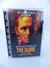 Dvd The GAME Micheal Douglas Sean PENN neuf sous scello