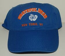 "GRATEFUL DEAD ""THE GARDEN"" 1990 NY HAT BRAND NEW GARCIA WEIR LESH"