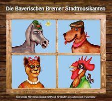 HEINZ-JOSEF/MURR,STEFAN BRAUN - DIE BAYERISCHEN BREMER STADTMUSIKANTEN CD NEU