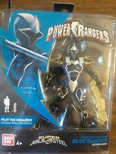 Power Rangers Super Ninja Steel Blue Ranger - new 2018 bandai figure
