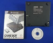 gamecube GAMEBOY PLAYER + START UP DISC Official Nintendo Game Boy GBA