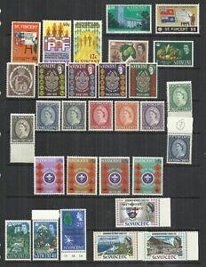 (A146) St Vincent - 1960s–1980s UM Selection (10 Scans)