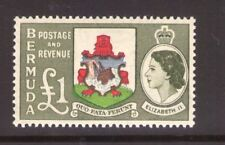 BERMUDA  £1  SG150 QEII 1953 Superb MNH condition.