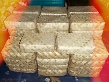 Made to Order Native Lauhala Gift Boxes