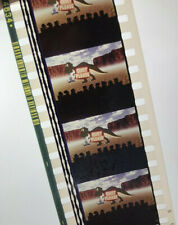 UA QUIET PLEASE / ENJOY THE SHOW Dinosaur - 35mm Feature Film Movie Ad