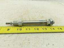 Festo Esnu 12 50 P A Spring Return Pneumatic Cylinder Bore 12mm 50mm Stroke