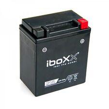 Motorradbatterie YTX7L-BS, Gel Batterie 6AH Akku