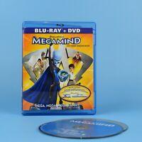 Megamind - Blu-Ray + DVD - Bilingual - GUARANTEED