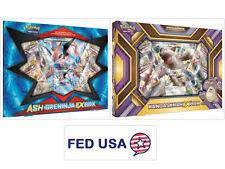 Ash-Greninja EX Box + Kangaskhan EX Box POKEMON TCG Sealed Booster Packs