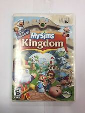 MySims Kingdom - Nintendo  Wii Game ***PRE OWNED***