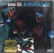 """New & Sealed! GZA """"Liquid Swords"""" 2-LP Vinyl 20th Annvs Record Set B0023742-01"""