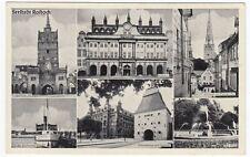Zwischenkriegszeit (1918-39) Ansichtskarten aus Mecklenburg-Vorpommern für Brücke