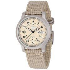 Seiko 5 Men's Wristwatches