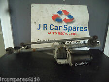 2000 - 2006 VAUXHALL CORSA C FRONT WINDSCREEN WIPER LINKAGE & MOTOR 91498-232