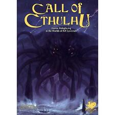Call of Cthulhu RPG 7th edition Keeper Rulebook -  Brand New from Chaosium