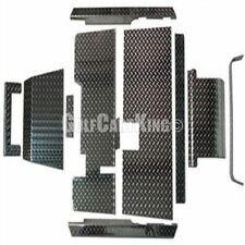 EZGO TXT Golf Cart ALL AMERICAN™ Diamond Plate Accessory Kit w/ Floor