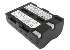 UK Battery for Sigma SD14 BP-21 7.4V RoHS