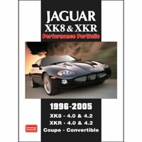 Jaguar Xk8 & Xkr 4.0 4.2 Performance Portfolio Reports Road Test 1996-2005 Book