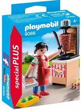 9088 Vendedor doner kebab playmobil,especial,special