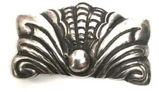 Silver Pin Mexico M. Velazquez Sterling