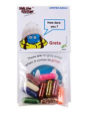Shit The Glitter - Greta /Geschenk/Fun Gadget/Joke Item /Weihnachten / Bday
