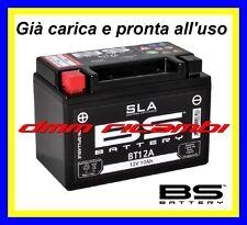 Batteria BS SLA Gel KAWASAKI Z1000 14>15 Z 1000 2014 2015 carica pronta all'uso