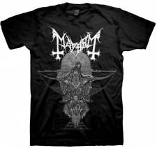 MAYHEM - Trinity - T-shirt - Size Medium - M - BLACK METAL