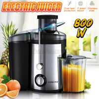 Electric Juicer Fruits Food Blender Mixer Extractor Processor Machine Vegetable