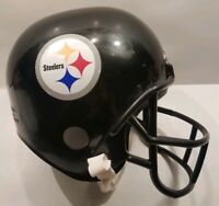 Vintage FRANKLIN Sports Pittsburgh Steelers NFL Replica Helmet