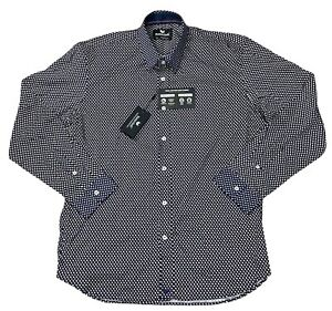 BUTTER CLOTH  Fever Drop Multicolor Long Sleeve Button Up Shirt Mens Size 2X NEW