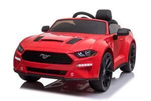Lizenz Kinder Elektro Auto DRIFT VERSION Ford Mustang 2x 45W 24V 7Ah
