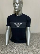 T-SHIRT ARMANI SWEATSHIRT POLO SHIRT UOMO MAN GRIGIO GREY TU-163