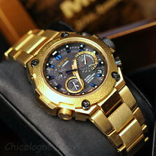 CASIO Hammer tone 20th ANNIVERSARY G-shock limited edition gold mens watch rare