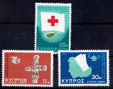 Cyprus MNH, Red Cross, Nurse Day, Medicine - Rs10