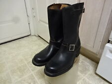 VINTAGE 60'S SS KRESGE CO KMART ENGINEER MOTORCYCLE BOOTS EXCELLENT COND MEN 8