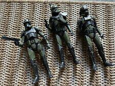 Star Wars Black Series Custom Clone Trooper Lot