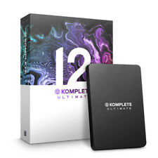 Native Instruments Komplete 12 Ultimate UPGRADE From Komplete Select (NEW)