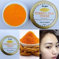 Turmeric Plai Whitening Cream Nourishing Face Skin Dark Spot Night Cream 5 g