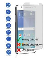 Pack Protector de Pantalla Cristal Templado Vidrio 9H para Samsung Galaxy J5