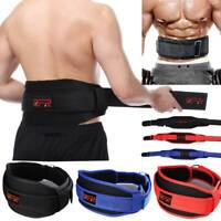 Weight Lifting Belt for Men Women 6 Inch Back Support for Squat Workout Fitness