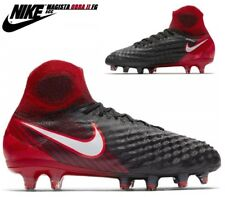 Nike Magista Obra II FG Junior Fußballschuhe Gr.37,5 Rot Schwarz Neu NP:149,90€