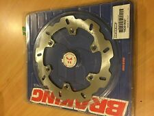 BRAKING REAR WAVE DISC ROTOR TO SUIT HONDA CBR1100XX CB1100 CB1300 VFR750