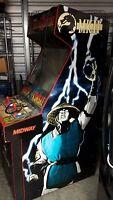 Mortal Kombat II 2 Arcade