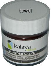 Kalaya Wonder Salve with Emu Oil, Tea Tree Oil & Beeswax