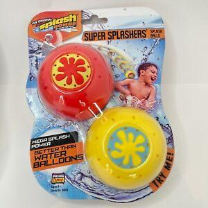 Splashes pool toy splash bomb balls throwing game set 2