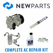 For Ram 1500 2500 3500 94-01 A/C Complete Repair Kit Compressor with Clutch