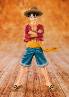 Figuarts ZERO One Piece Straw Hat Luffy BANDAI SPIRITS Japan New***