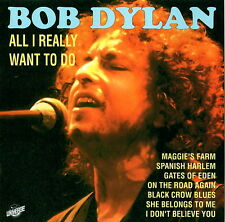 BOB DYLAN - All I Really Want To Do (14 Original Hits) 1994 CD RARE IMPORT